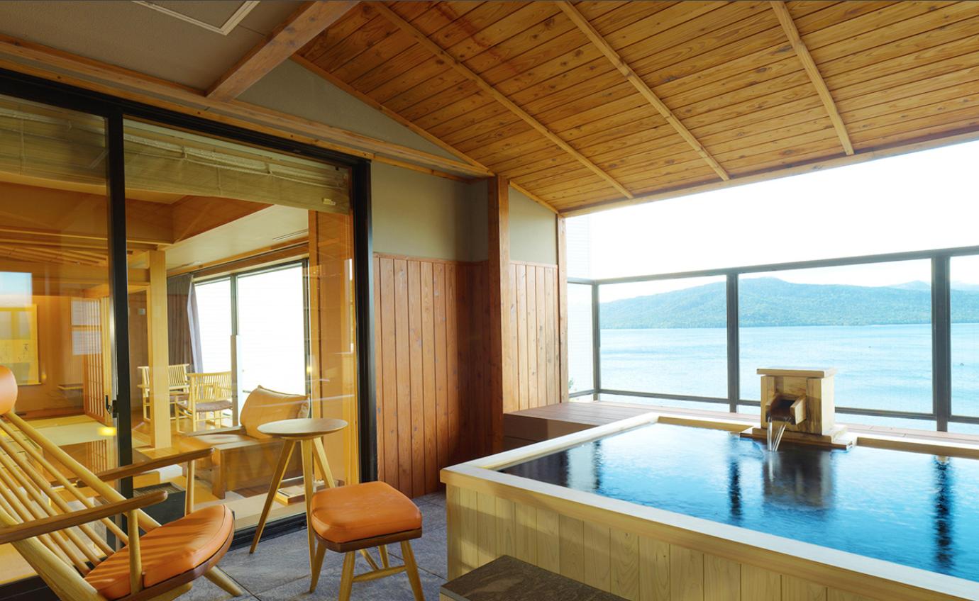 bath at Hinanoza