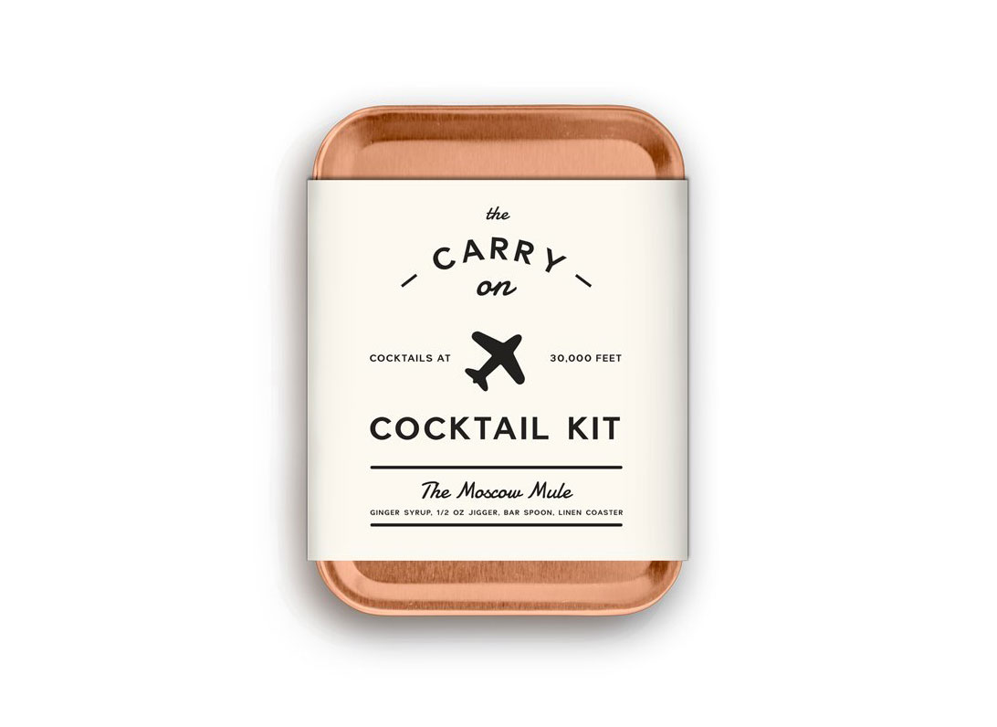 Carry-On Cocktail Kit