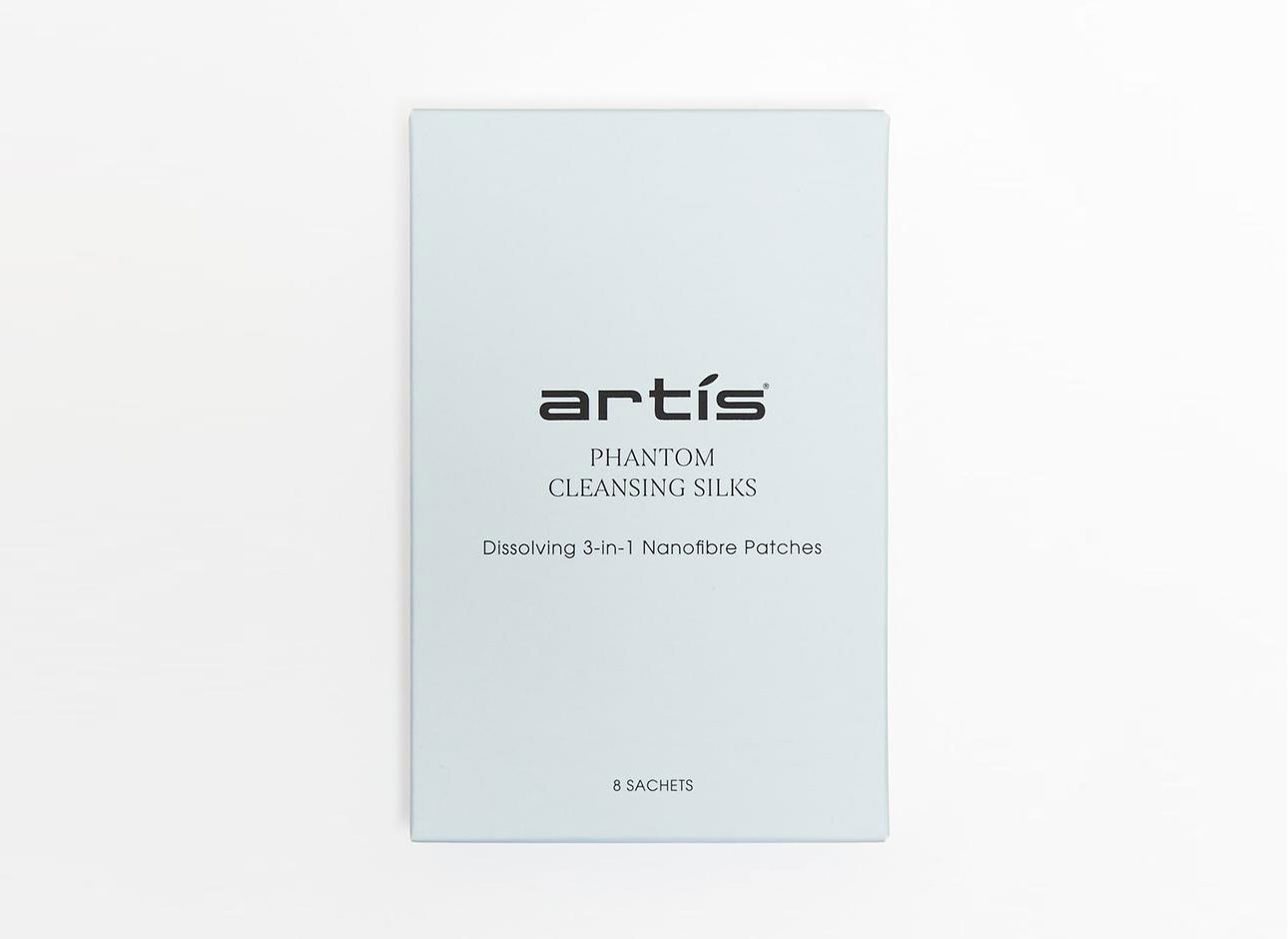 Artis Phantom Cleansing Silks