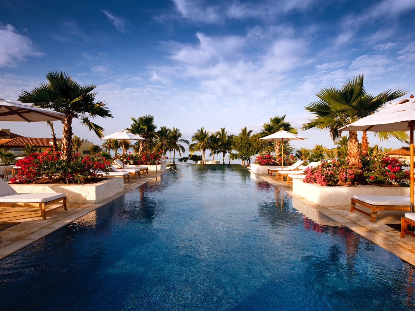 Pool at St. Regis Punta Mita