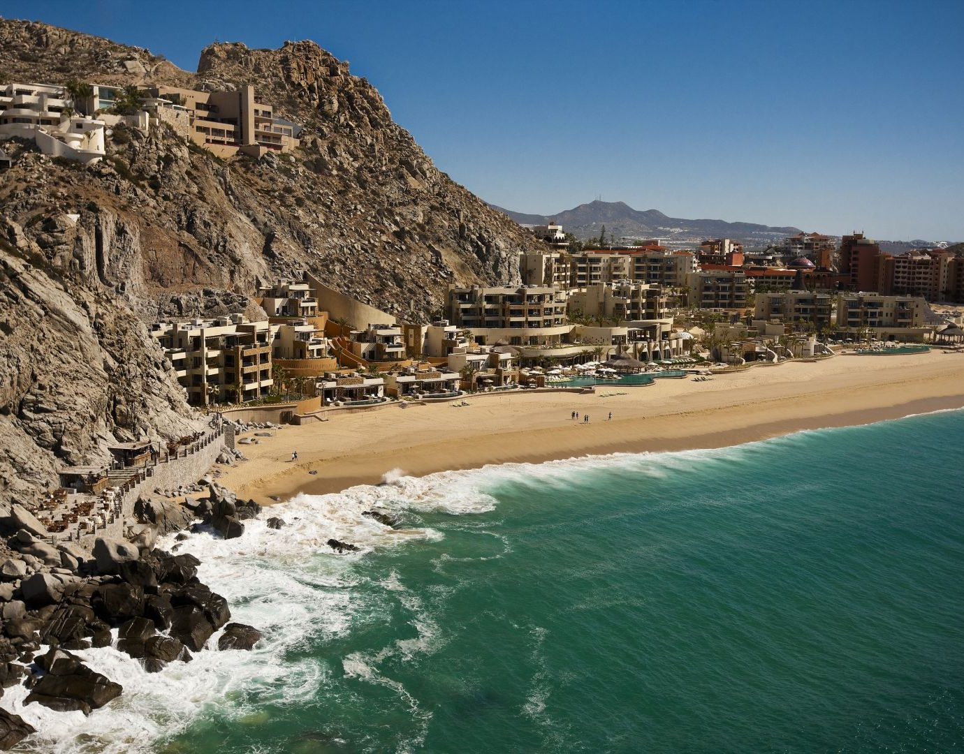 Aerial view of Resort at Pedregal