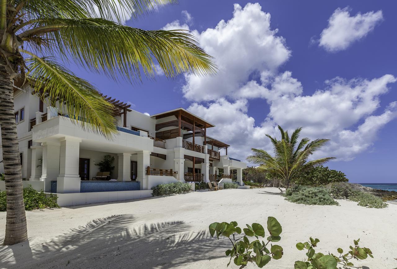 Exterior view of Zemi Beach House