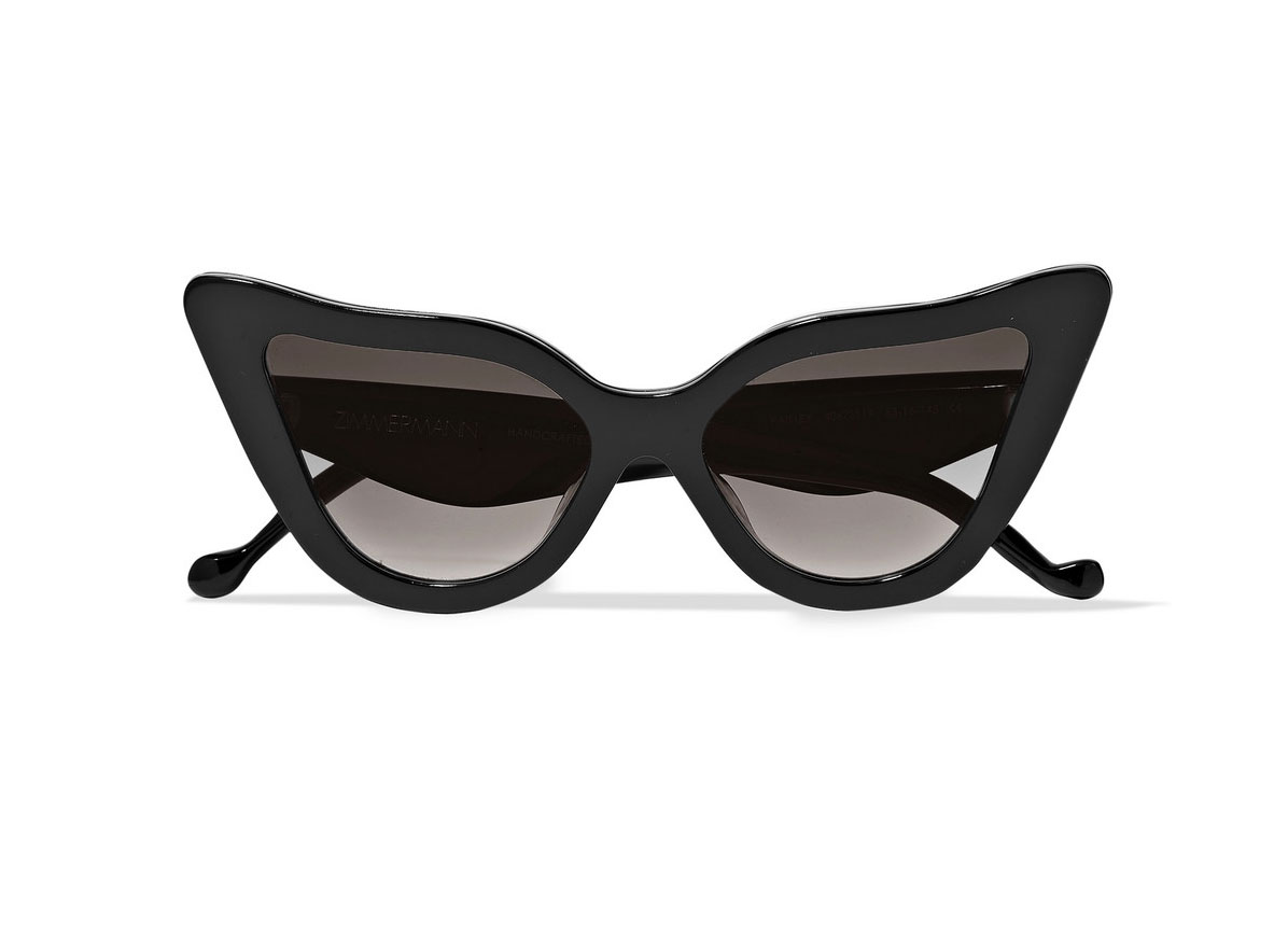 Zimmerman Paisley cat-eye sunglasses