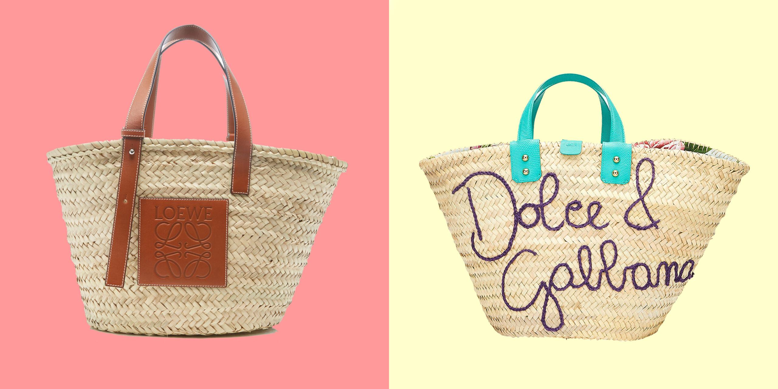 The 15 Cutest Designer Beach Bags Of 2020 Jetsetter