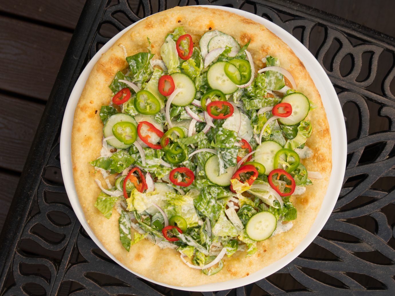 Pizza from Casolare in DC