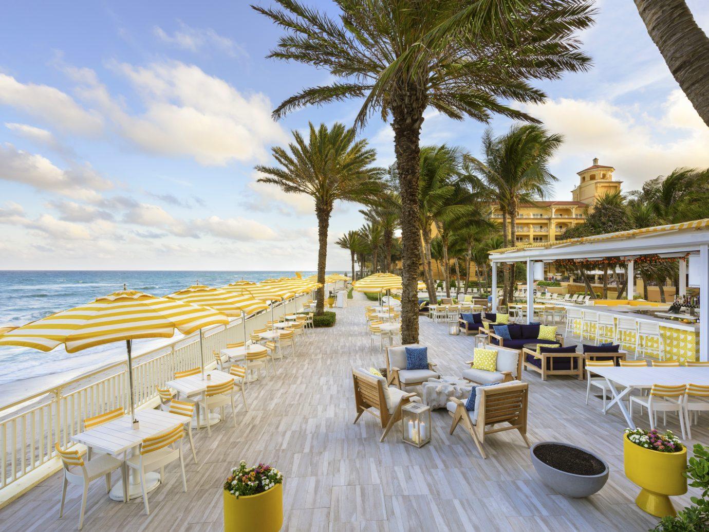 Oceanfront Restaurant at Eau Palm Beach Resort & Spa, Manalapan, FL
