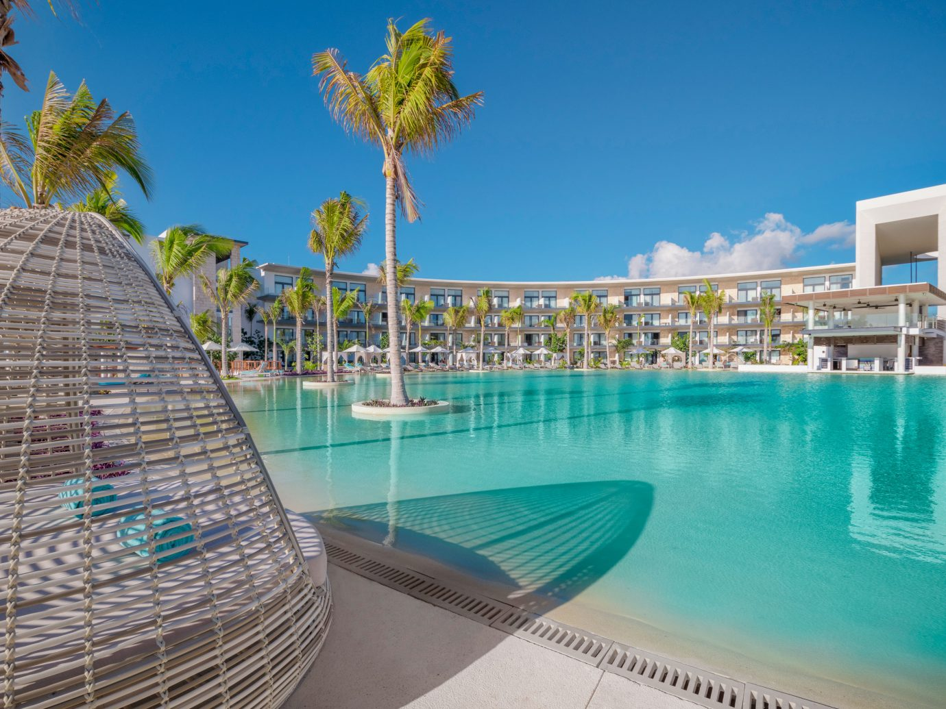 Pool at Haven Riviera Cancun, Mexico