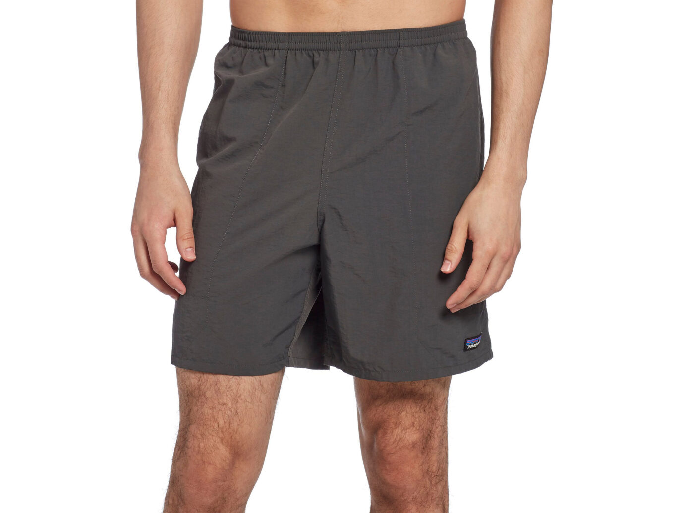 Patagonia Men's Baggies 7 Swim Shorts in Forge Grey