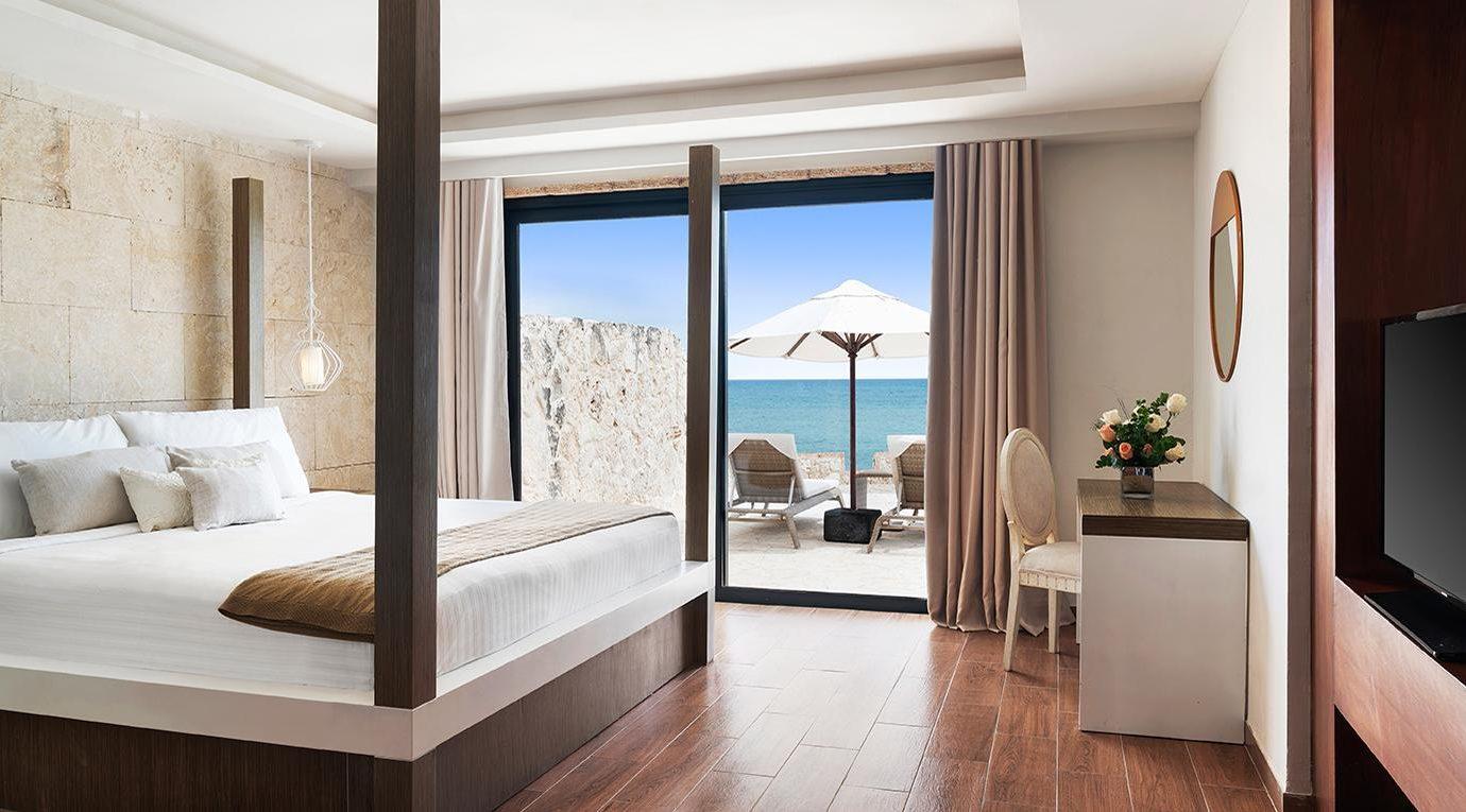 Sanctuary Cap Cana Honeymoon Suite