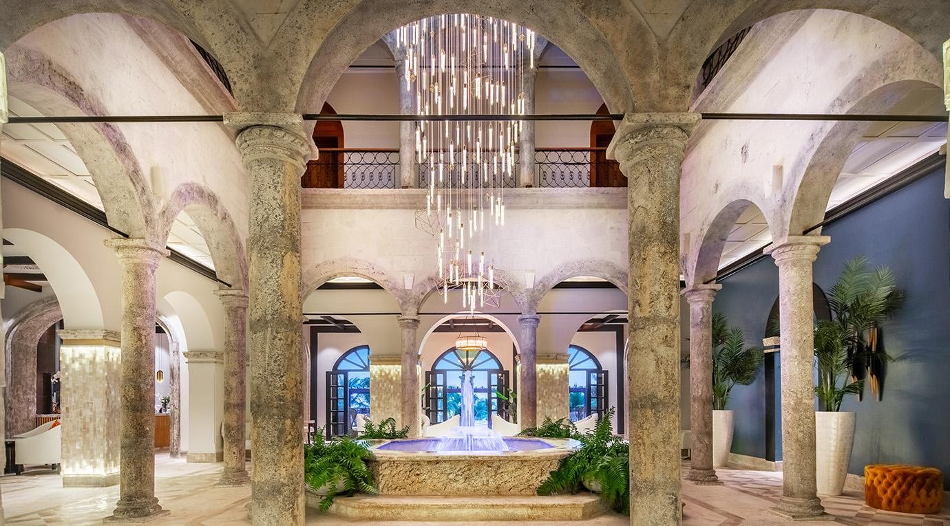 Sanctuary Cap Cana Lobby