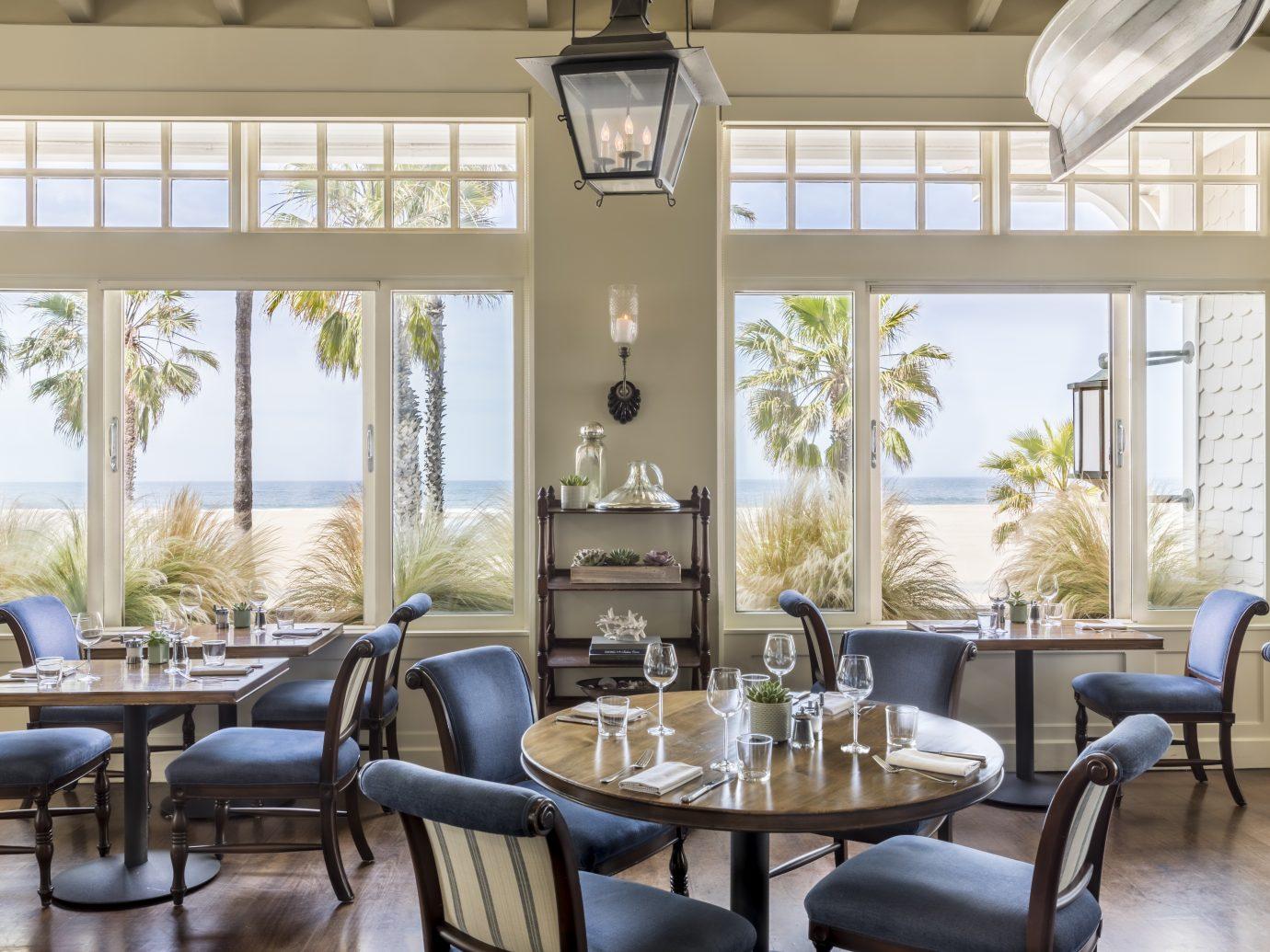 Restaurant at Shutters on the Beach, Santa Monica, CA
