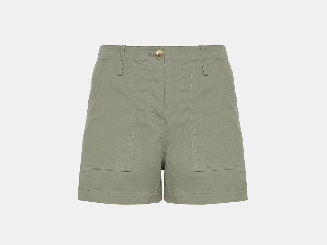 Theory Casual Twill Cargo Short