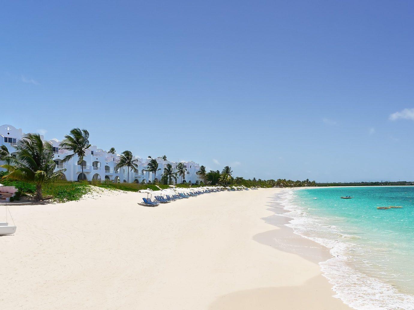 Beach at CuisinArt Golf Resort & Spa
