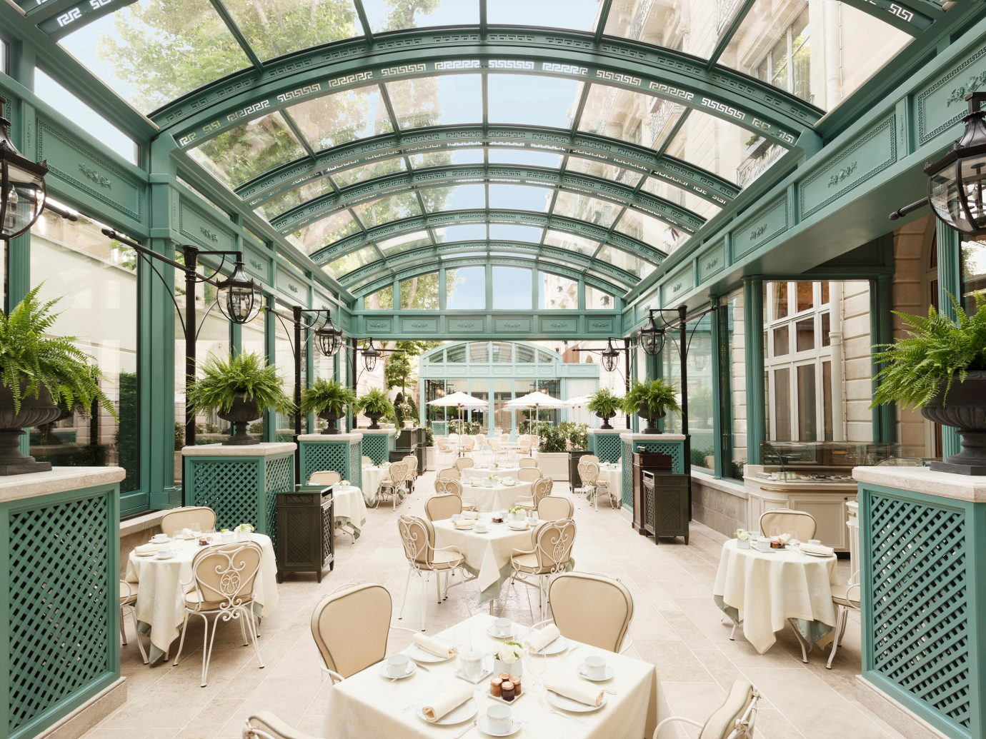 Restaurant at the Ritz Paris