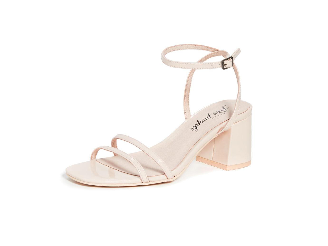 Free People Gabby Block Heel Sandals