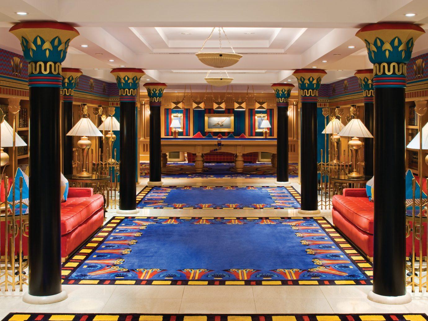 Lobby at Burj al Arab, Dubai
