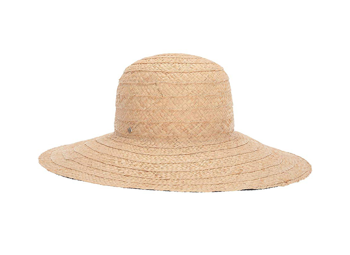 Kate Spade New York Stripe Underbrim Sun Hat