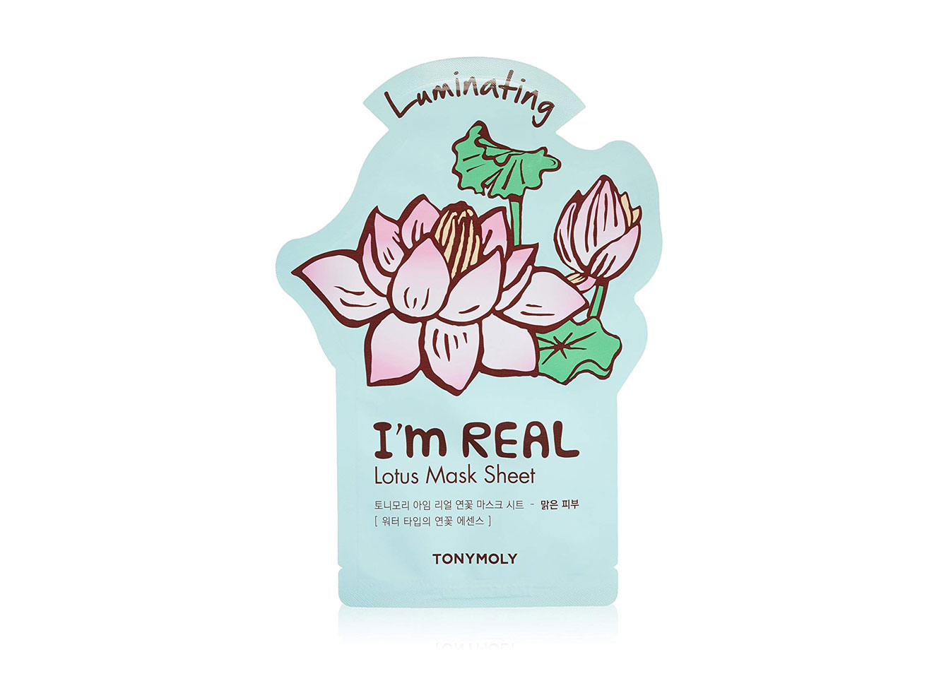 Tony Moly Lotus Sheet Mask