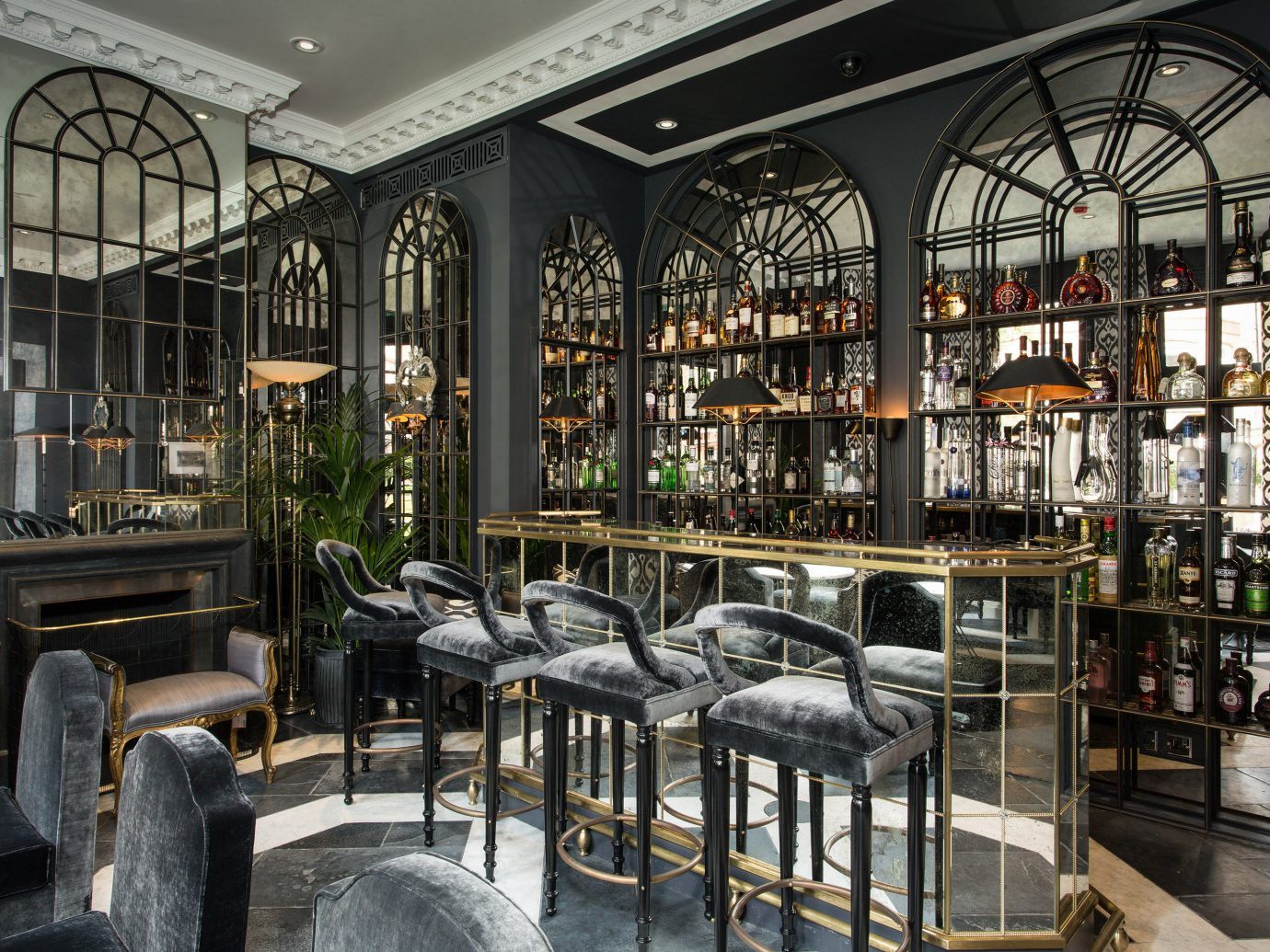 Bar at The Franklin London