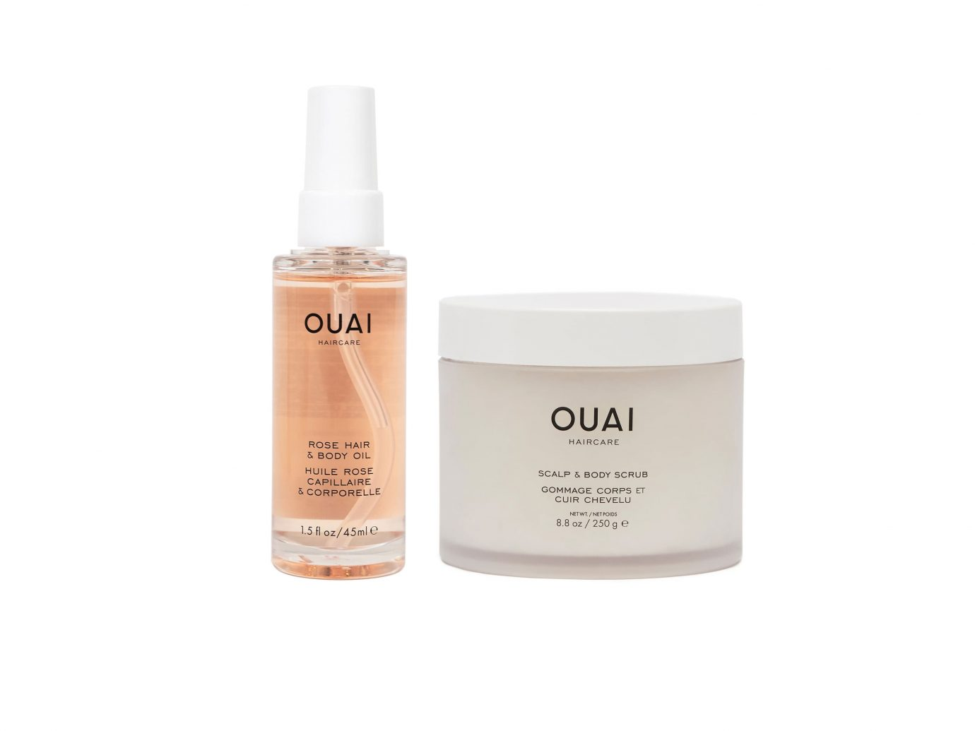 OUAI to Glow Set