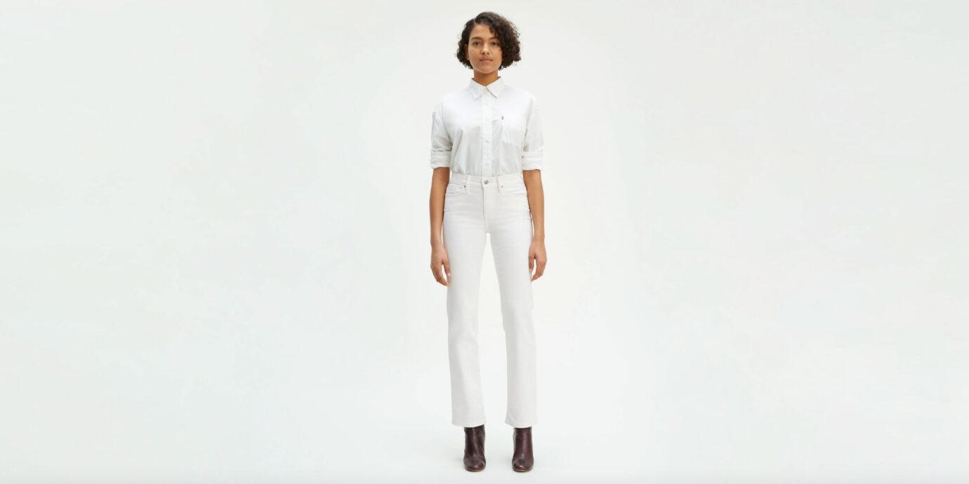 Best White Jeans for women