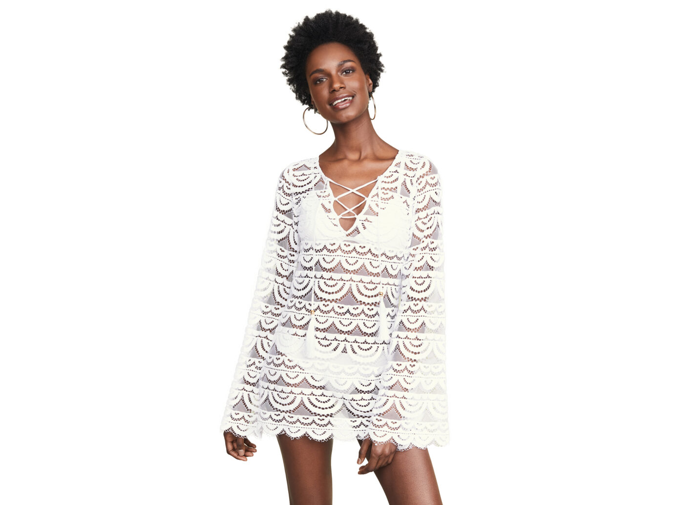 PQ Swim Noah Tunic Cover Up