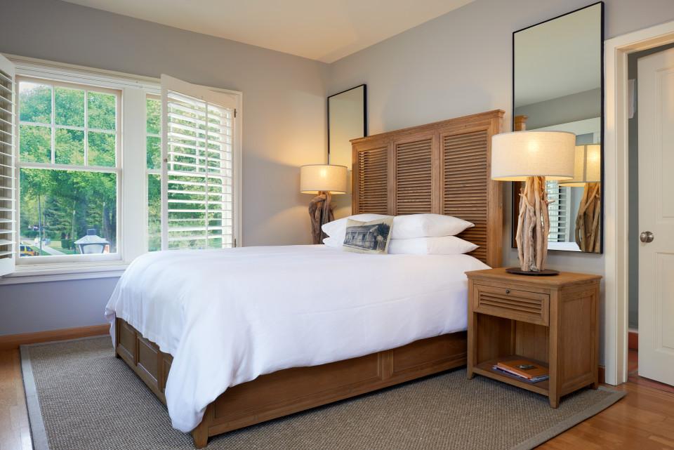 Bedroom at El Dorado