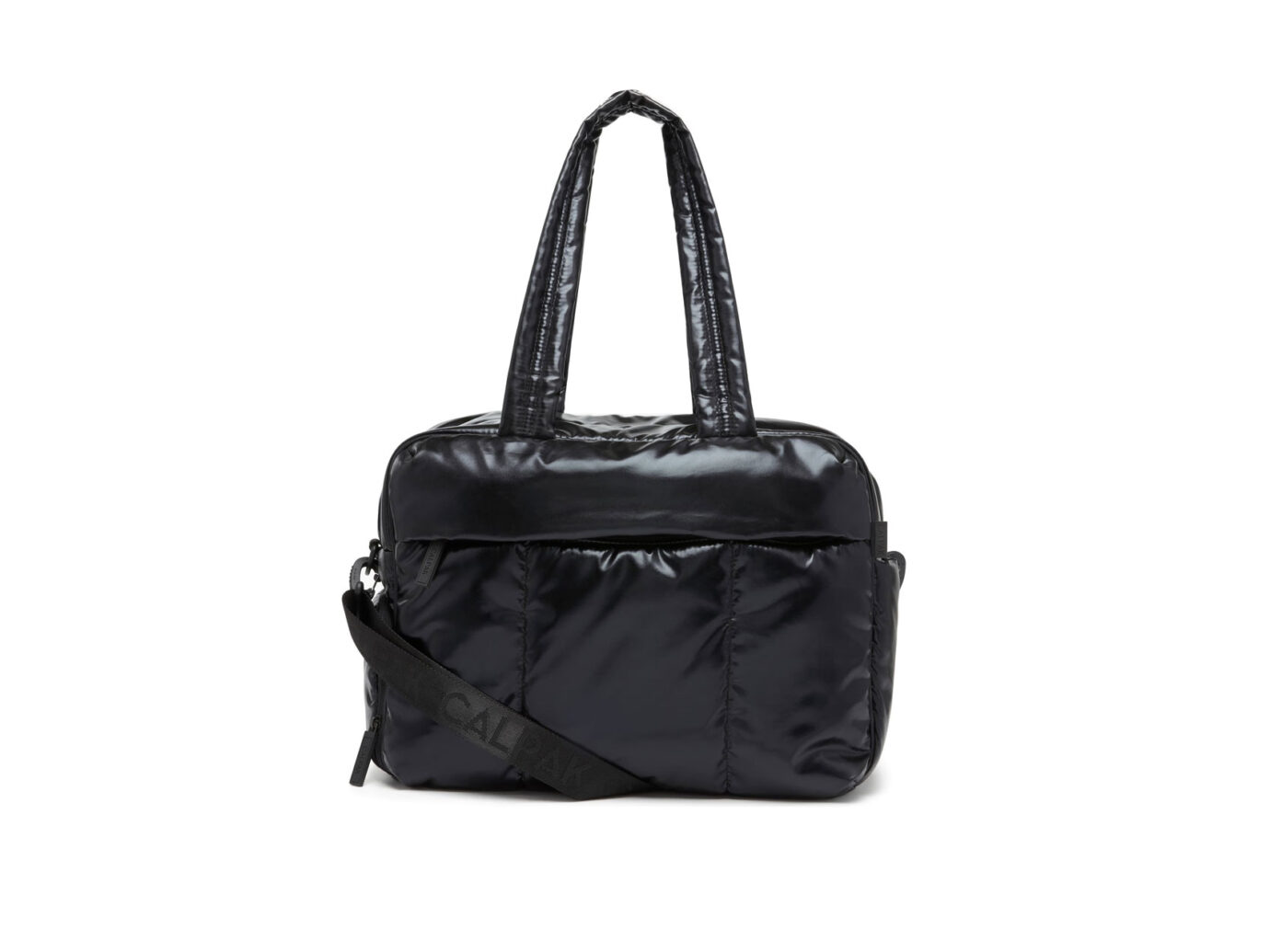 CALPAK, Luka Soft Side Duffle Bag, Main thumbnail 1, color, BLACK CALPAK, Luka Soft Side Duffle Bag, Alternate thumbnail 2, color, BLACK CALPAK, Luka Soft Side Duffle Bag, Alternate thumbnail 3, color, BLACK CALPAK, Luka Soft Side Duffle Bag, Alternate thumbnail 4, color, BLACK CALPAK, Luka Soft Side Duffle Bag, Alternate thumbnail 5, color, BLACK CALPAK Luka Soft Side Duffle Bag, Main, color, BLACKCALPAK Luka Soft Side Duffle Bag, Main, color, BLACK Luka Soft Side Duffle Bag CALPAK