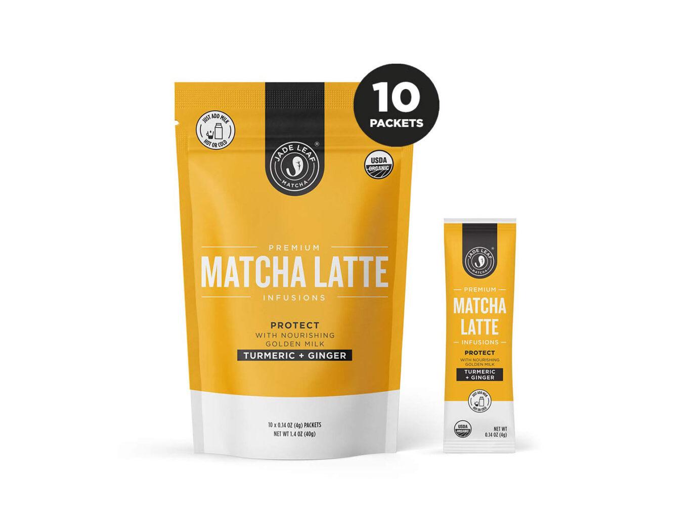 Jade Leaf Matcha Latte Infusions