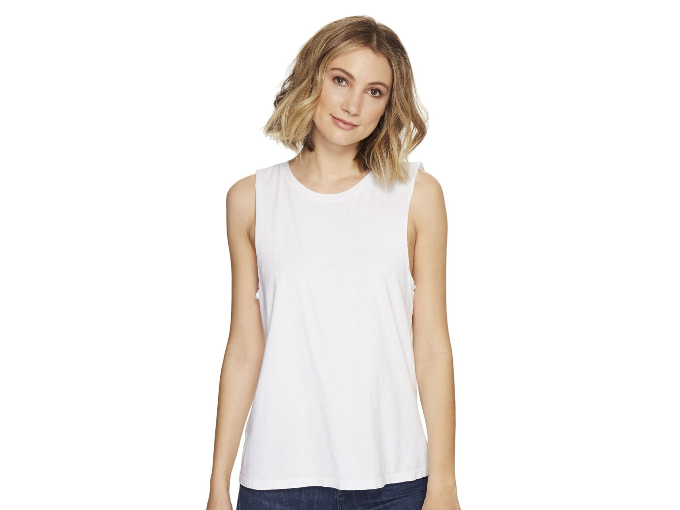 Richer Poorer Basic Tees and Tanks