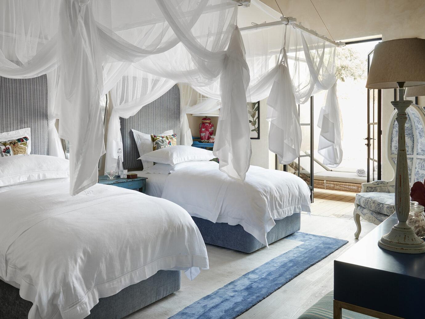 Bedroom at Royal Malewane