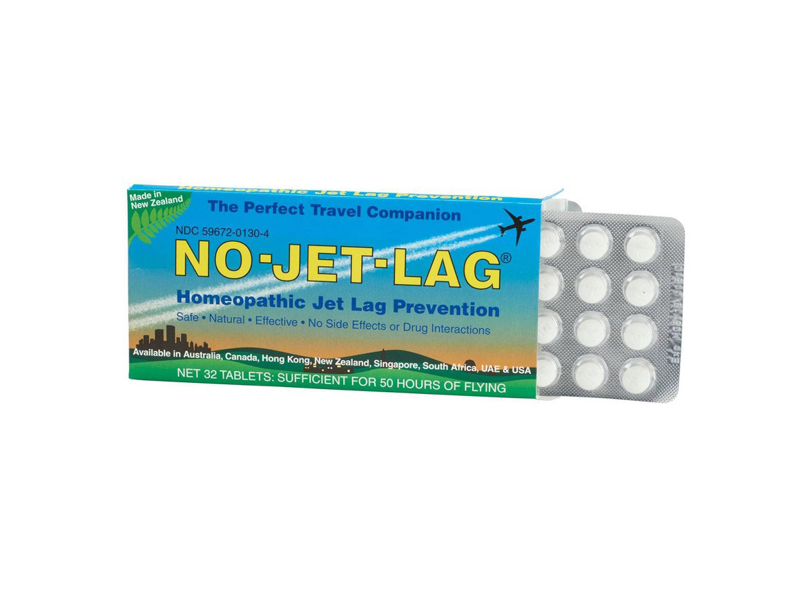 Jet Lag Remedy