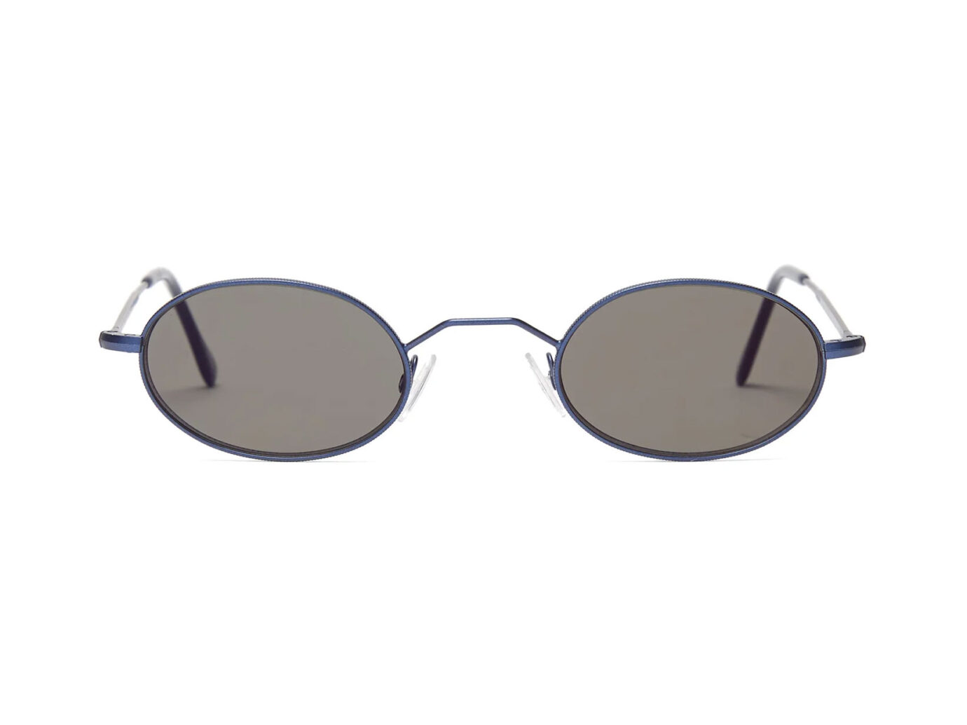 ANDY WOLF Armstrong oval metal sunglasses