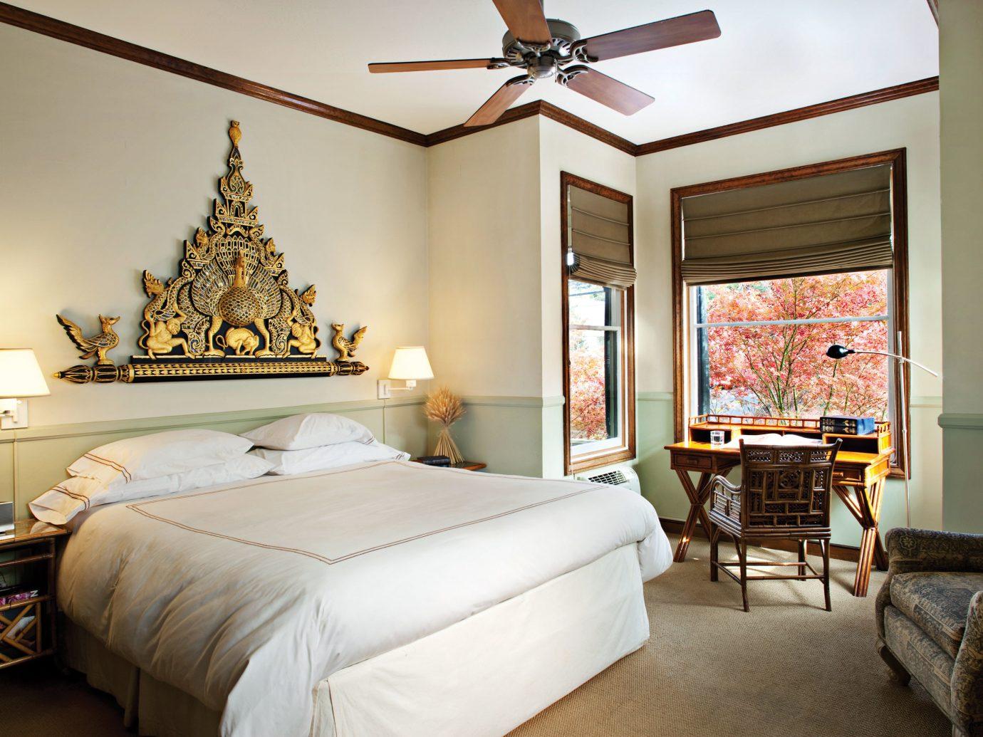Bedroom at Gaige House + Ryokan