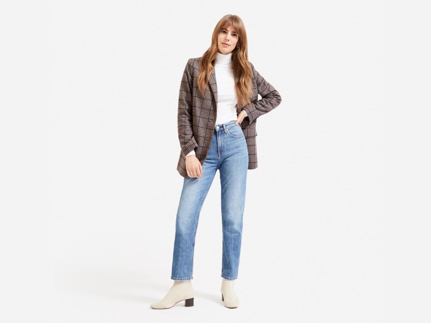 The Super-Straight Jean