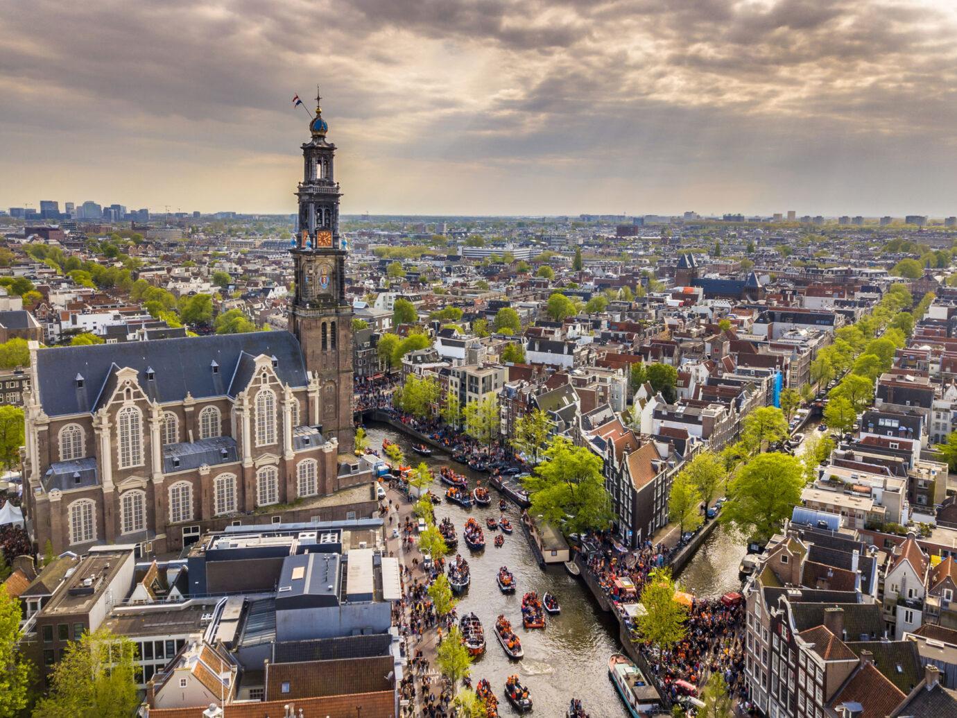 Canal Parade Amsterdam