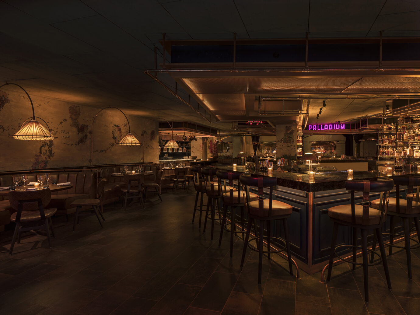Cathedrale Bar at Moxy East Village