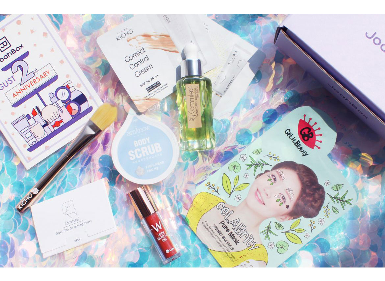 JoahBox Korean Beauty Subscription Box