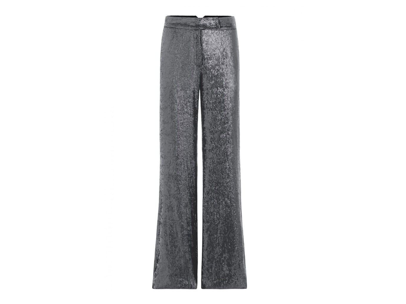 Rachel Zoe Maida Wide-Leg Fluid Sequin Pants