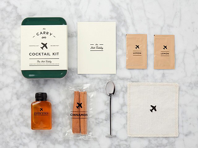 W&P Carry-On Cocktail Kit