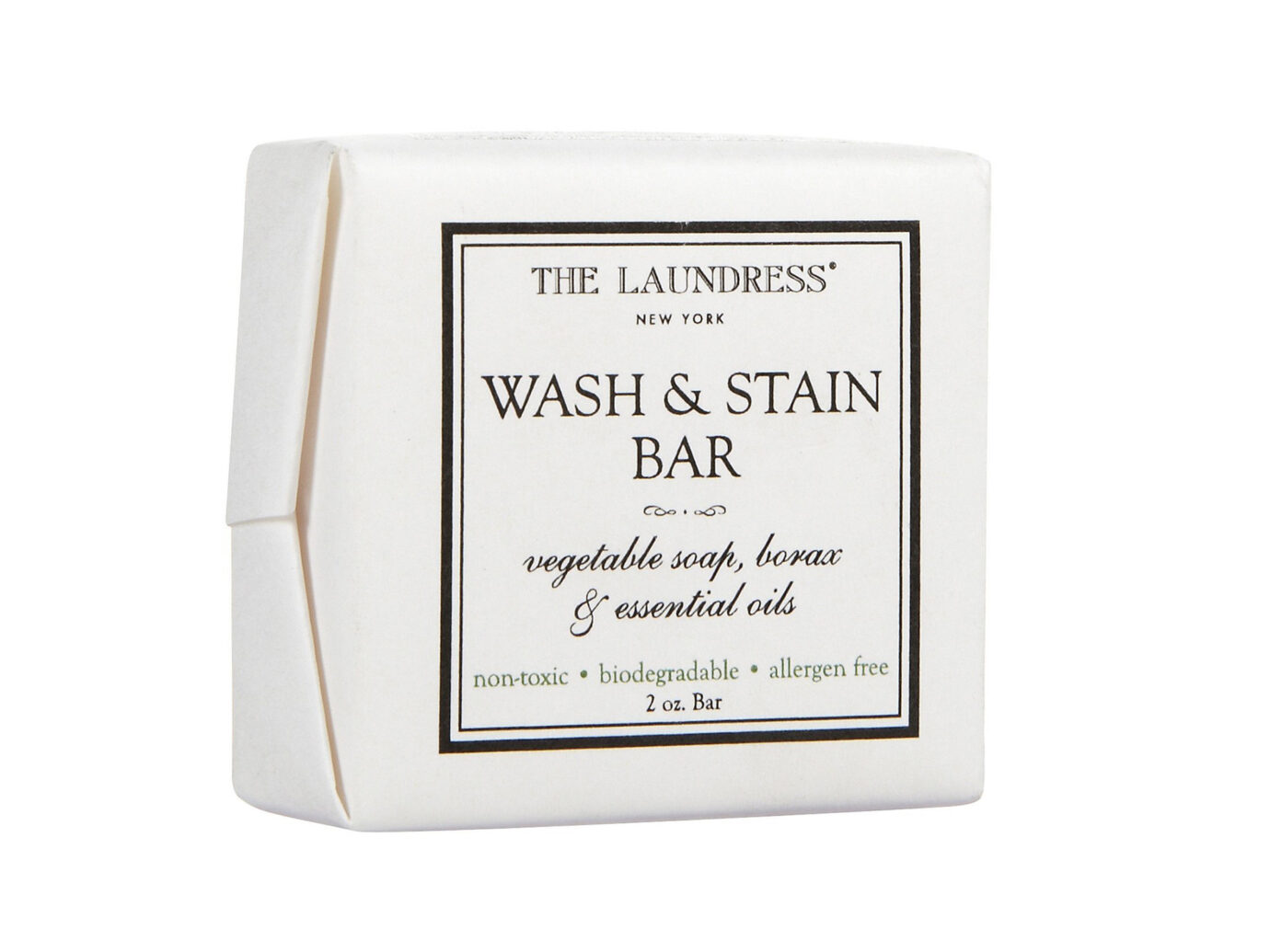 The Laundress Travel Wash and Stain Bar