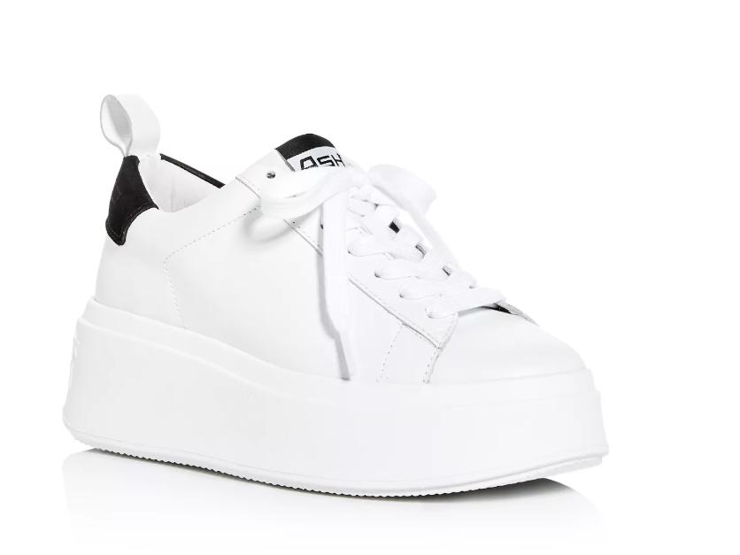 Ash Moon Low-Top Platform Sneakers