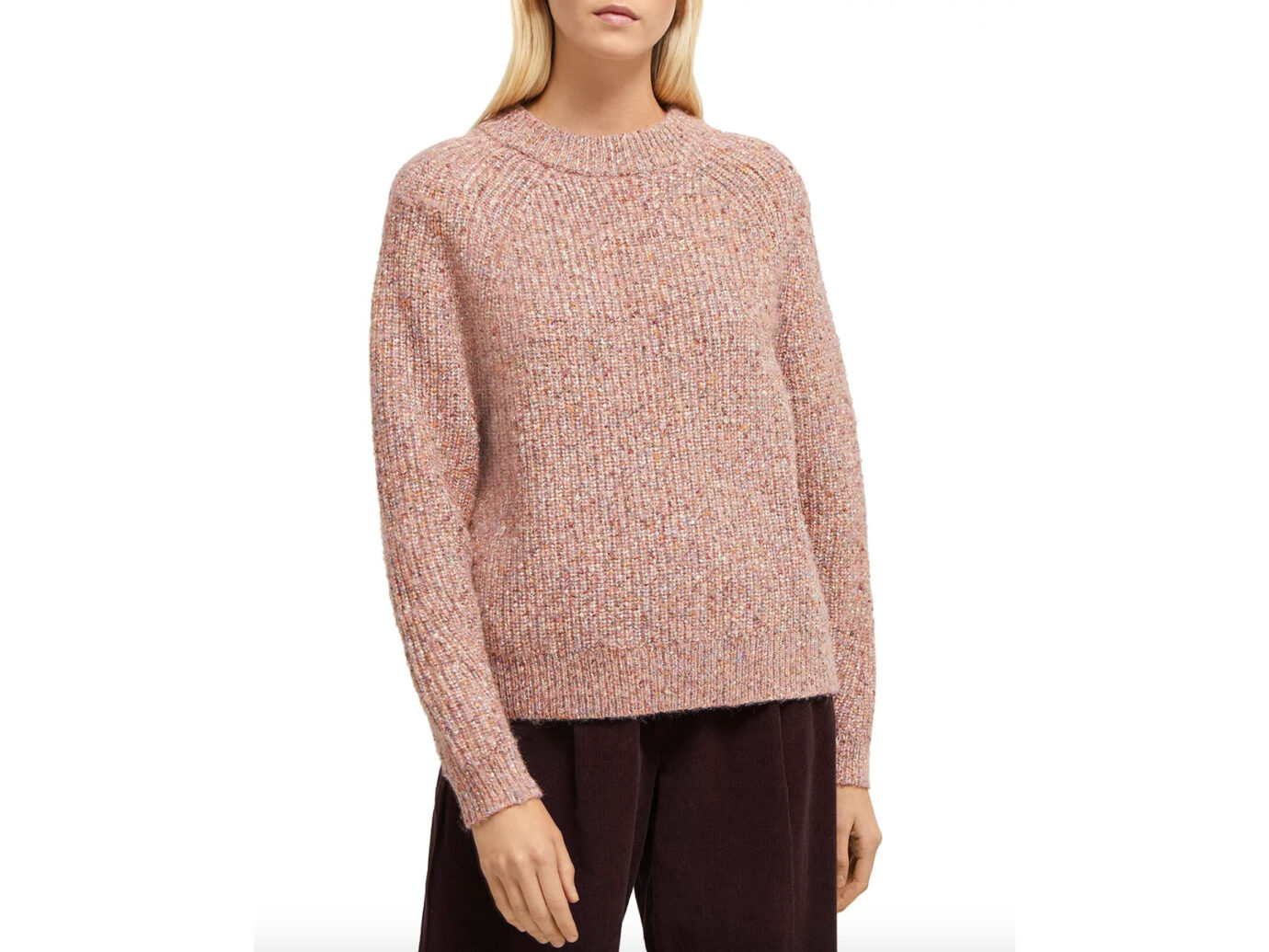 French Connection Suvia Knits Crewneck Sweater