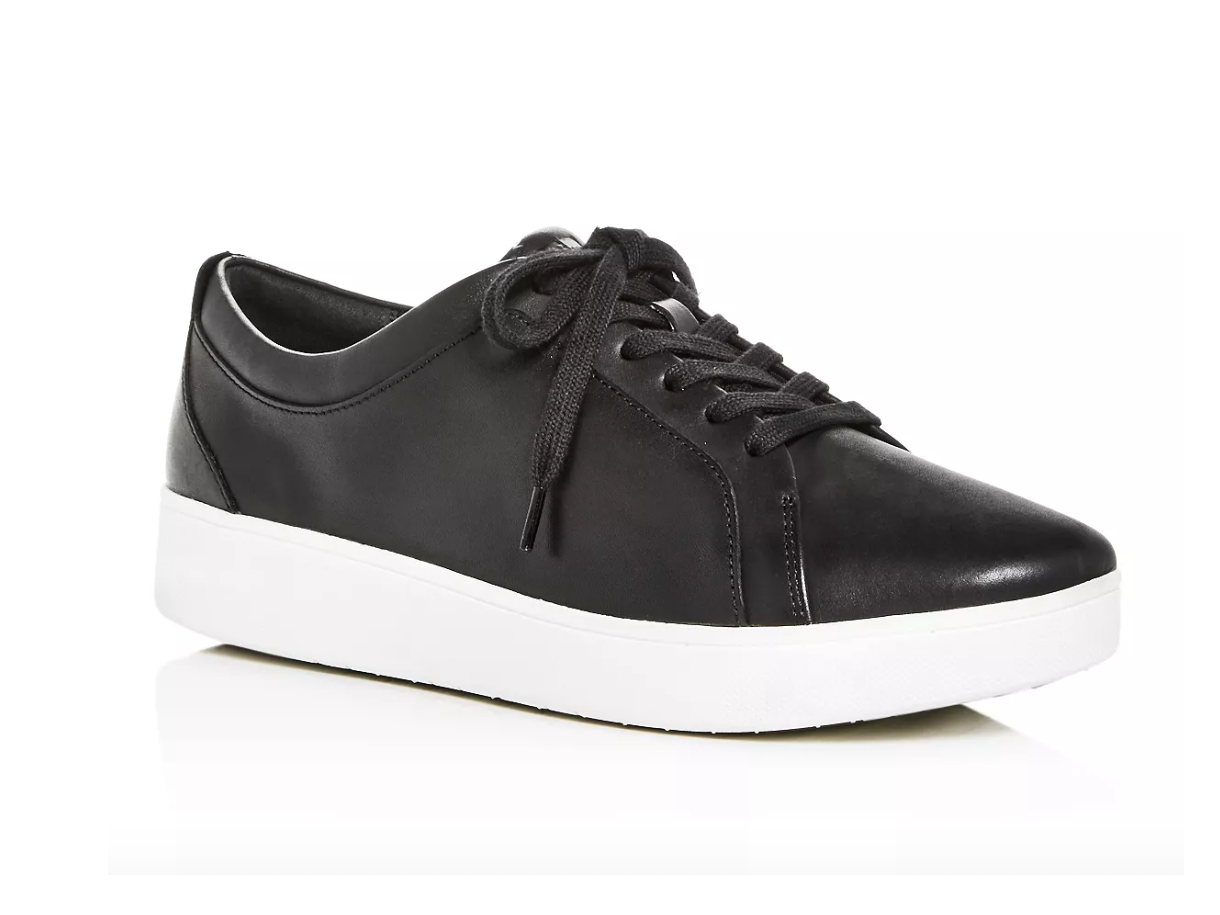 FitFlop Rally Low-Top Platform Sneakers