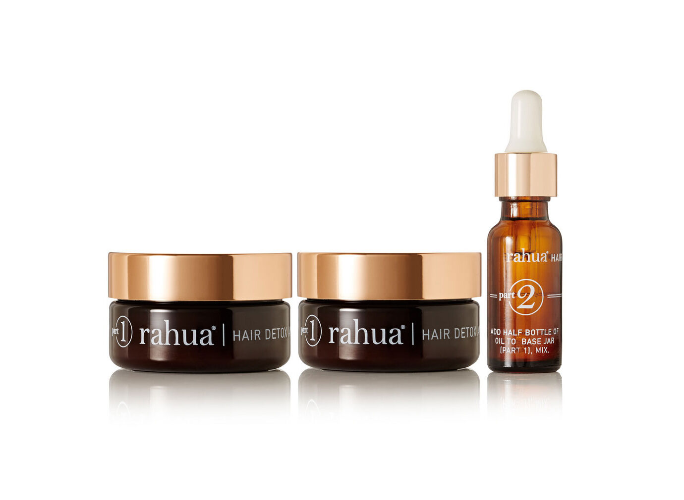 Rahua Hair Detox & Renewal Treatment Kit