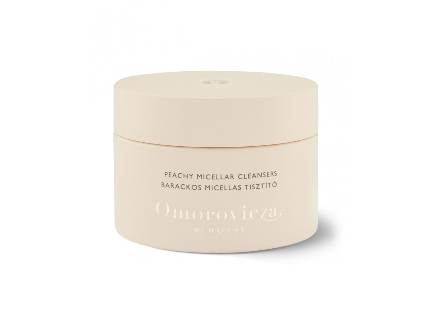 Omorovicza Peachy Micellar Cleansers