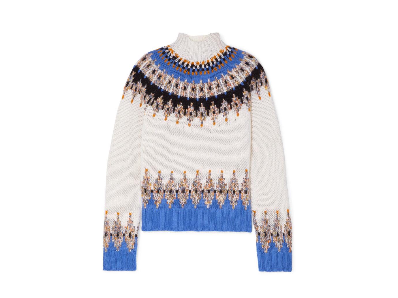 Stine Goya Justin Fair Isle Sweater