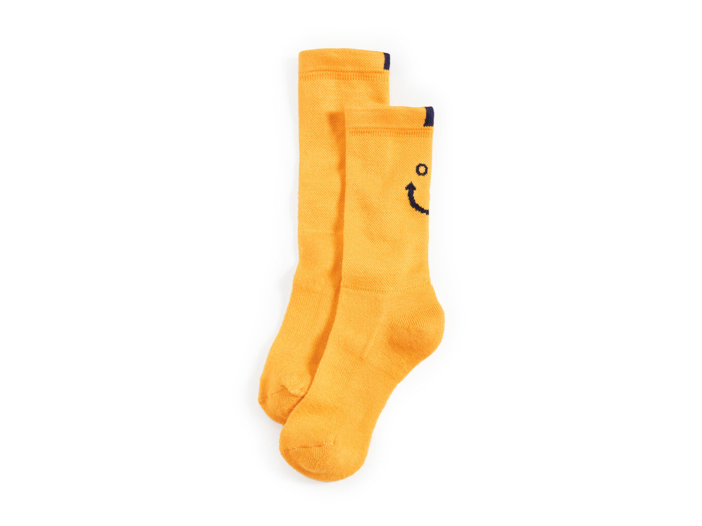 KULE The Line Smile Socks