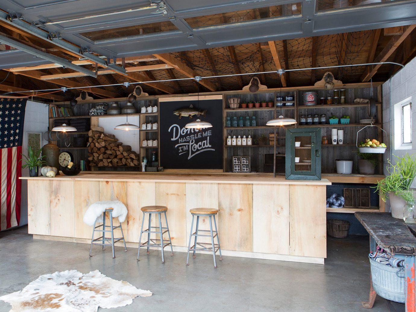 Bar at The Graham & Co.