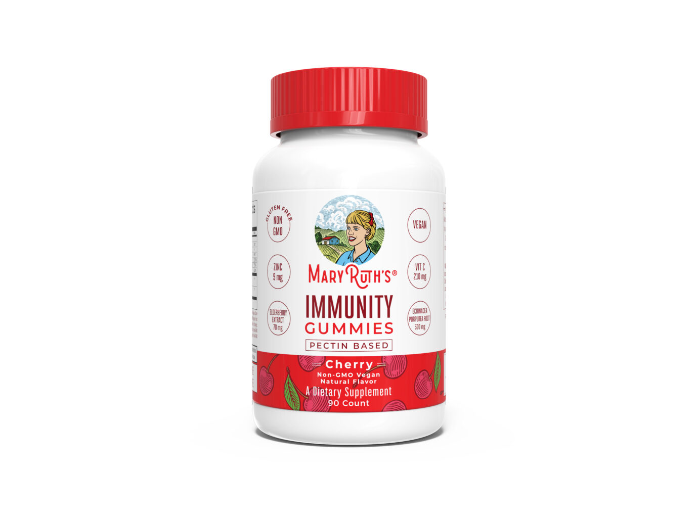 Mary Ruth's Immunity Gummies
